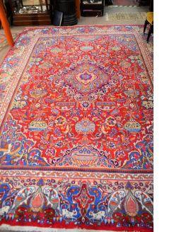 Large antique rug
