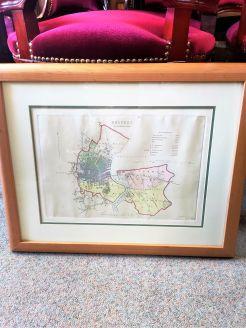 Map of belfast 1830
