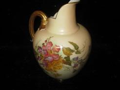 A royal worcester jug