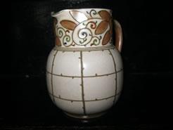 A charlotte rhead jug