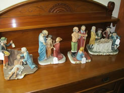 A selection of naples figures