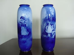 Pair of Royal Doulton Vases