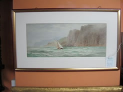 Water Colour by J . W . CAREY