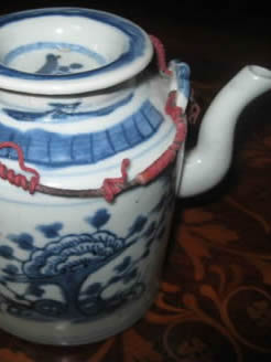 Chinese tea-kettle
