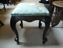 A Victorian stool