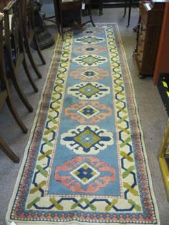 Large rug/runner