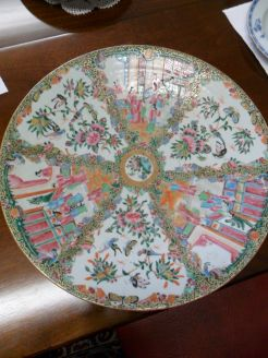 19th Century Chinese Dish.