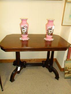 Victorian Mahogany Table.