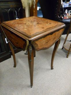 Edwardian Rosewood Table.