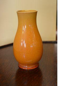 Royal lancastrian lustre vase