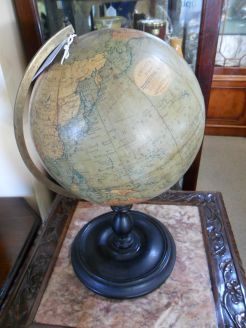 Phillips world globe