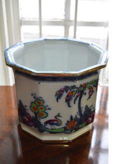 Porcelain jardiniere