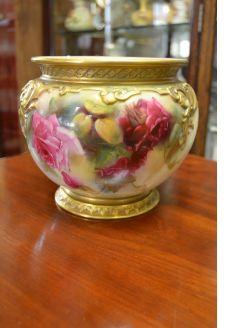 Royal Worcester bowl