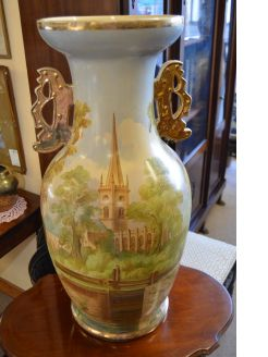 Large Victorian Vase