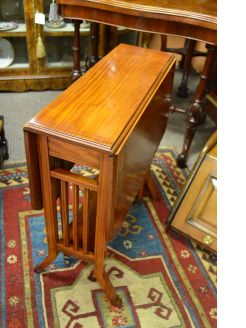 Satinwood sutherland table
