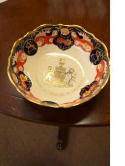 Masons commemorative bowl
