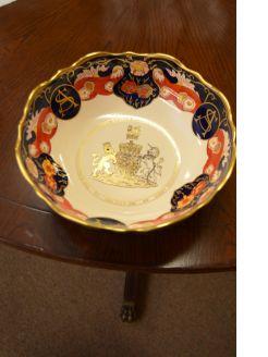 Masons commemorative bowl