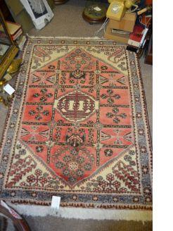 Woolen rug