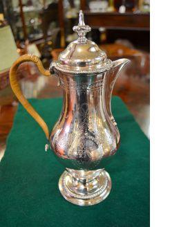 George 111 provincial silver jug
