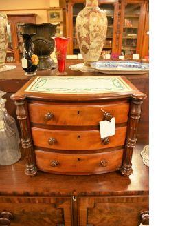 Victorian mahogany cabinet