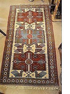 old rug/runner