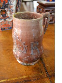 Old jug / tankard