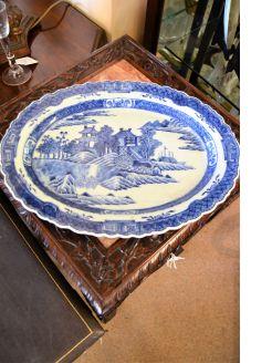 18th century chinese platter