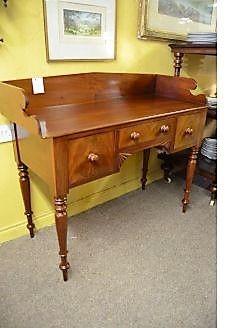 19th century mahogany washstand