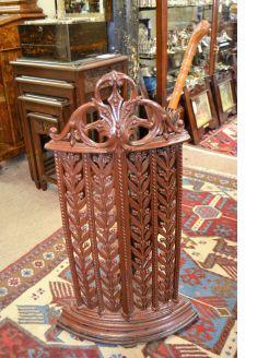 Victorian Cast iron stickstand