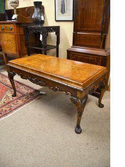 Walnut low  table