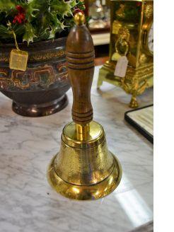 1920s brass bell