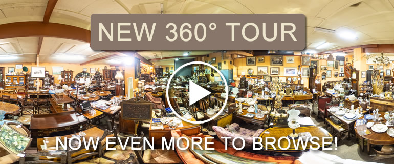 Antique dealer 360 tour