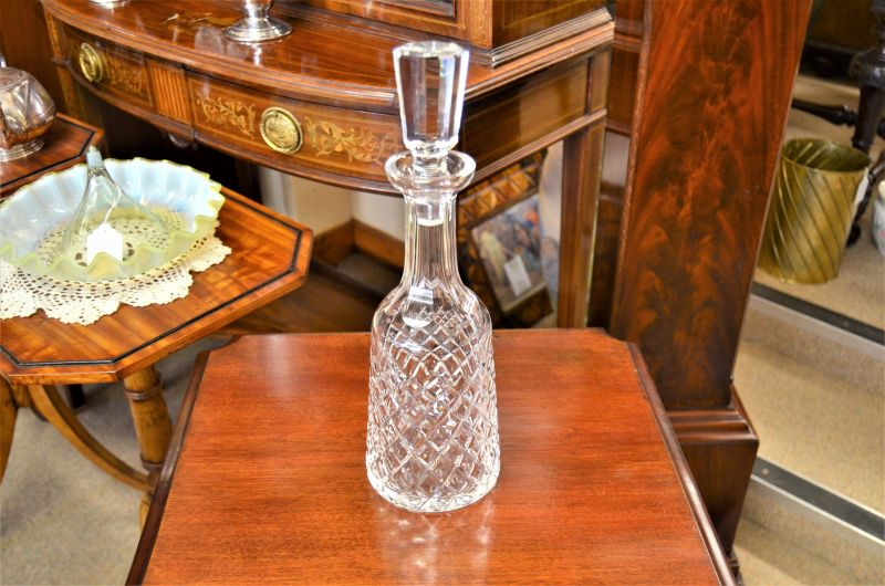 basic cabinets waterford decanter sku10961 10961