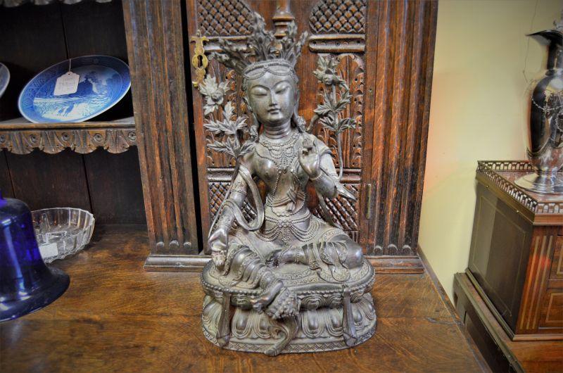 19th century tibetan bronze
