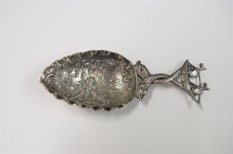 Dutch silver spoon