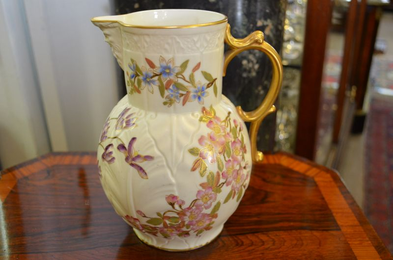 Royal worcester jug
