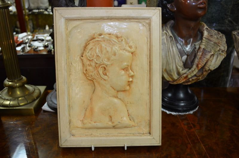 Rosamond Praeger plaque