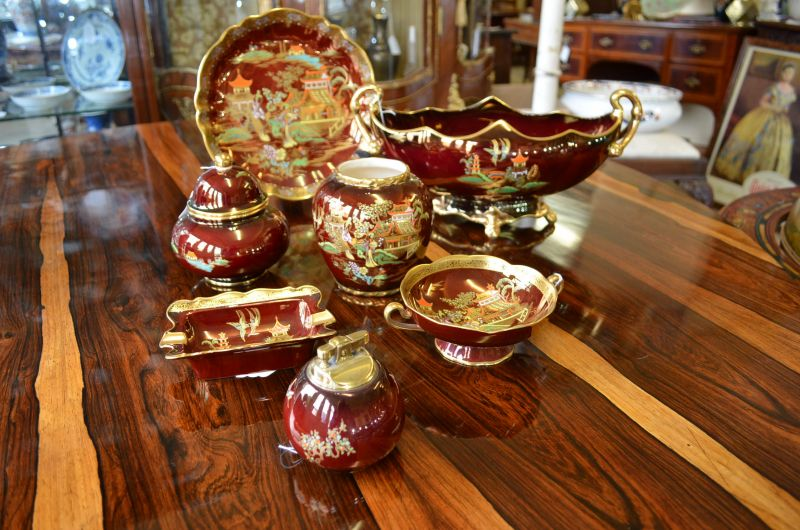 Selection of Carltonware
