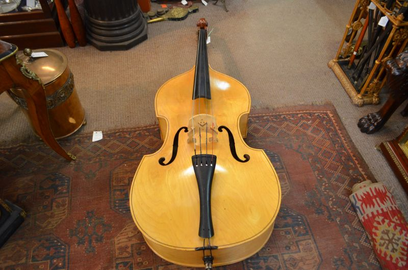 Large double bass